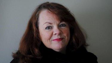 Welfare worker Anne Sullivan.