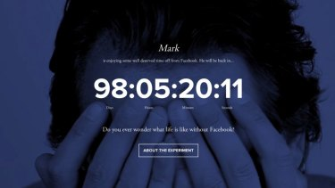 Could you handle a 99-day Facebook fast?
