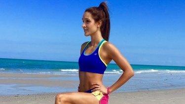 Bikini Body Guide creator Kayla Itsines.