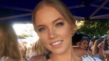 Sara Zelenak's mother has confirmed her daughter was a victim of the London terror attack.