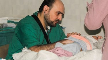 Colleagues have paid tribute to pediatrician Dr Muhammad Maaz, killed in Aleppo this week.