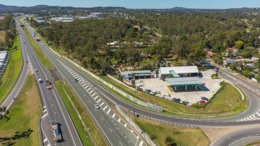 The Logan Motorway upgrade would create an expected 1300 jobs in construction.