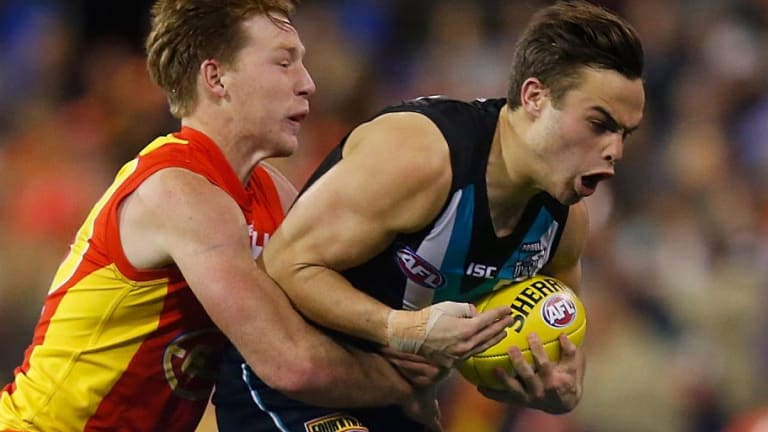 The Suns and the Power may be headed for China. The players are Jesse Joyce and Karl Amon.