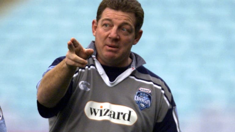 Phil Gould is the most successful NSW coach in Origin history.
