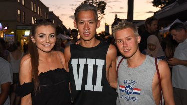 The popular Beaufort Street Festival is set to finish up.