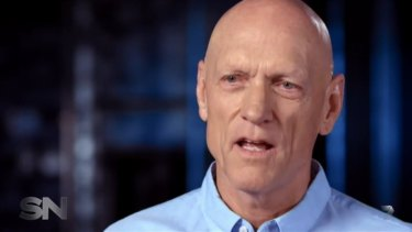 Peter Garrett made the claims on Channel 7's Sunday Night.