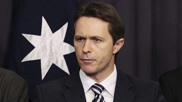 Jason Clare says Labor will revert to a full-fibre broadband network.