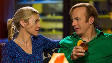 Kim Wexler (Rhea Seehorn) is the character Gilligan would most like to see in her own show.