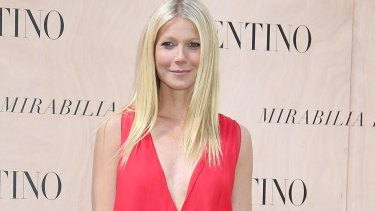 Gwyneth Paltrow's Christmas gift guide lists $1k toilet paper and a