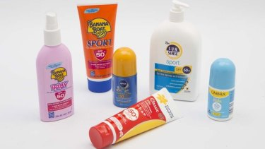 Choice tested six SPF 50+ sunscreens and found four failed to meet their SPF claims.