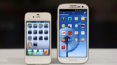 Apple and Samsung have been involved in a series of patent battles.