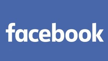 Facebook's new logo.