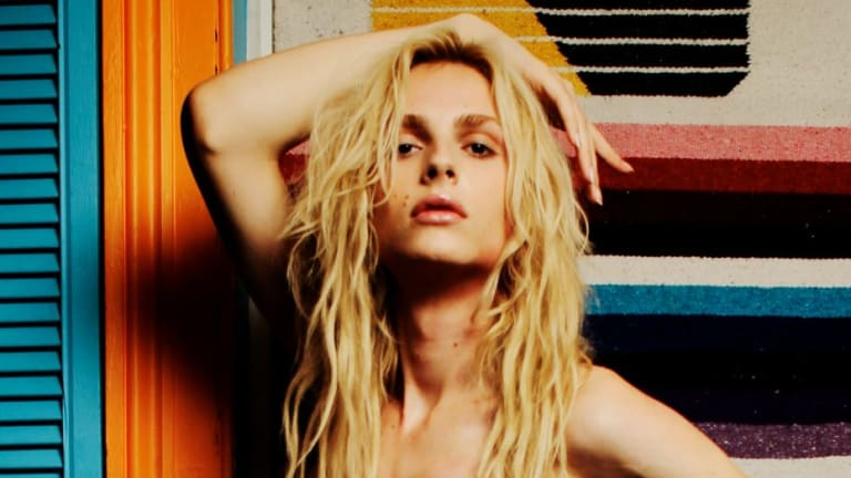 Andreja (then Andrej) Pejic in 2012.