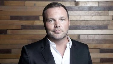 US Pastor Mark Driscoll was featured in a video interview played on a giant screen at the Hillsong national conference at Allphones Arena in Sydney this week.