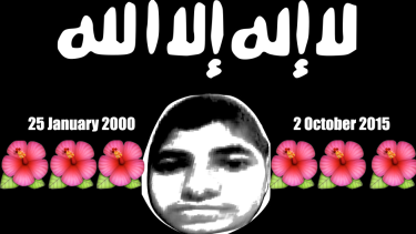 An image from the RIP Farhad Khalil Mohammad Jabar Facebook page.
