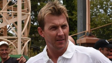 Former Australian fast bowler Brett Lee has now been implicated in the Glenn McGrath hunting scandal.