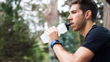 Smartphone apps allow us to monitor our bodies. But do we need a tool to tell us we are thirsty?