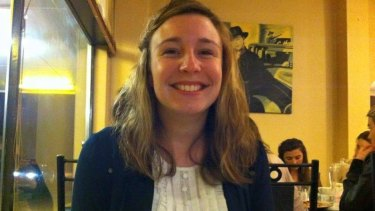 Murdered days before her wedding: Stephanie Scott.