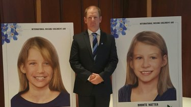 """Michael Watter runs a Facebook page called """"Help find Isabella and Bronte Watter'' in a bid to find his twin girls. Now based in Queensland, Mr Watter lived in Canberra for two years as a young man as he completed the graduate program for the Department of Heatlh."""