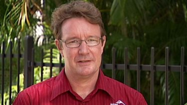 Matthew Gardiner, a senior figure in the Northern Territory branch of the Labor party.