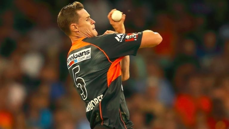 Jason Behrendorff's summer could be over.