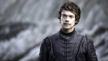 Game of Thrones finale ... Theon Greyjoy/Stark grows a pair.