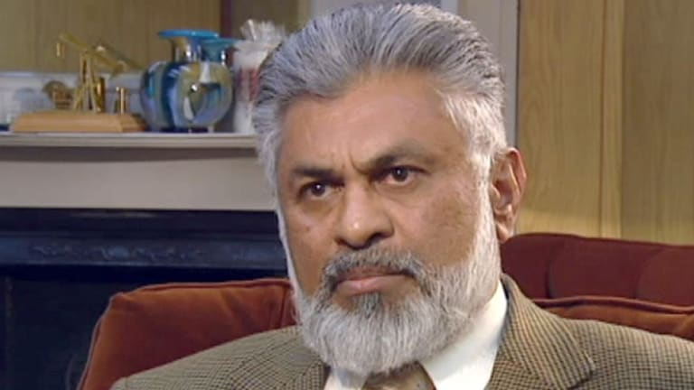 Amjad Mehboob, a former AFIC executive member, is banned from the organisation.