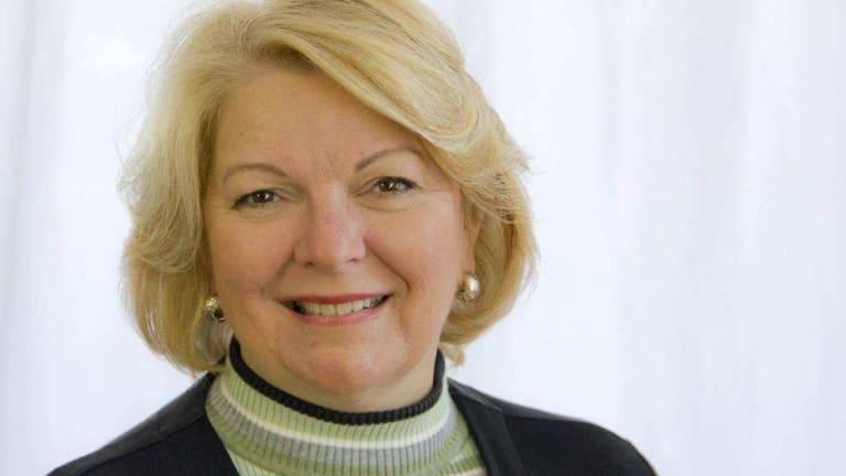 Prominent US anti-vaccination campaigner Sherri Tenpenny.