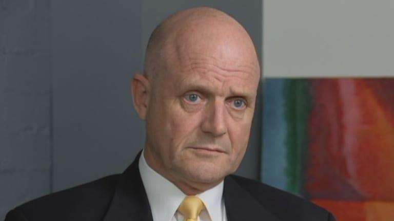 David Leyonhjelm questioned the AMA's role in gun control in Australia.