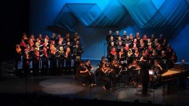 Harmonious union: The Chorus of Asiatics in Alexander Balus.