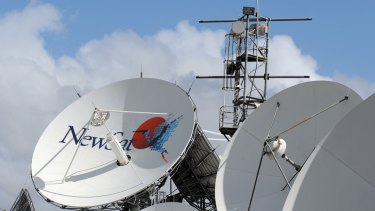 NewSat's ground assets have been sold to SpeedCast, marking the end of the high-flying company's satellite dreams.