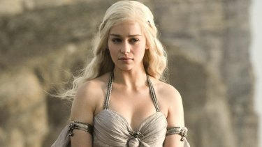 Game Of Thrones Emilia Clarke Named Sexiest Woman Alive