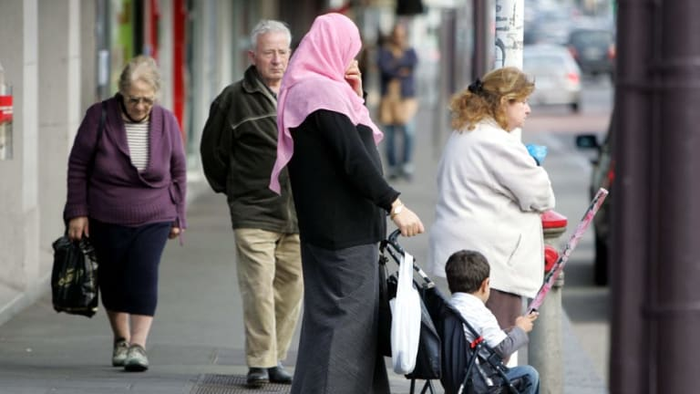 The ACT has outlawed vilification of people because of their religion, concerned about growing attacks on Muslims.