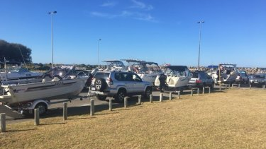 Thrills, spills and punch-ups: Perth's boat ramp chaos to
