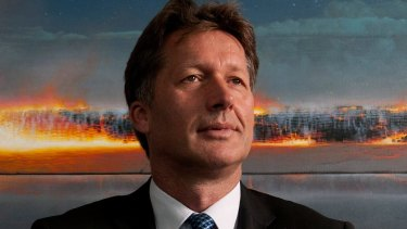 Robbert de Weijer is convinced the deal with AEP is the best way forward for Armour Energy.
