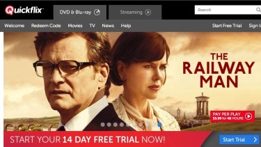 Quickflix offered the first streaming service in Australia.
