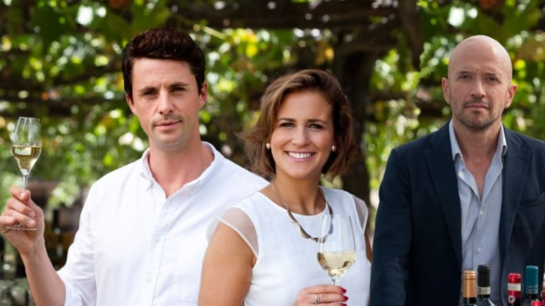 <i>The Wine Show</i> is a completely charming factual series.