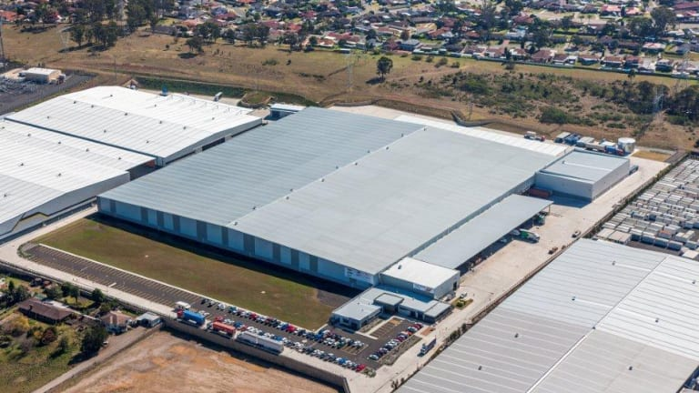 Interest: WHSEP is selling its logistics facility at 133-145 Lenore Drive, Erskine Drive, Sydney.