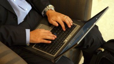 Decline: PCs will continue to lose ground to tablets, according to a survey.