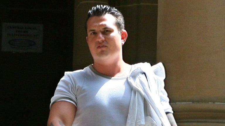 Wayne Schneider, pictured in Sydney in 2008, was abducted and murdered.