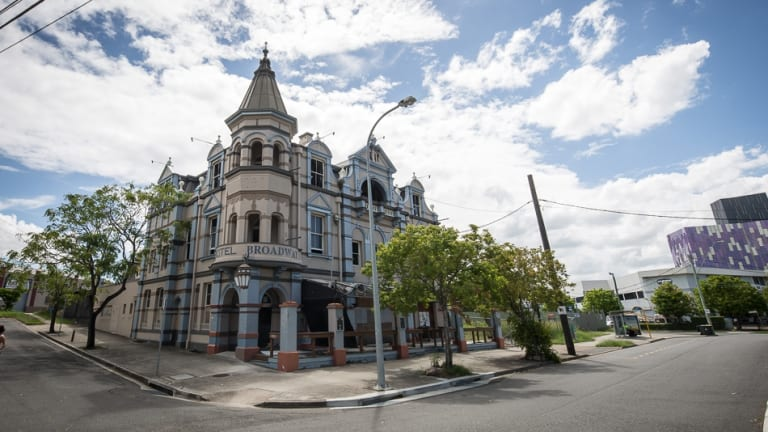The Broadway Hotel will be retained in a new $260 million development at the site.