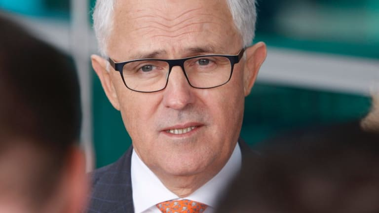 Malcolm Turnbull has finally indicated his preference for a mixed-technology NBN to NBN Co, which is building it.