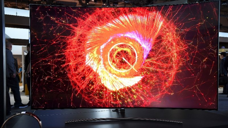 Hands on: Samsung QLED Ultra HD smart televisions