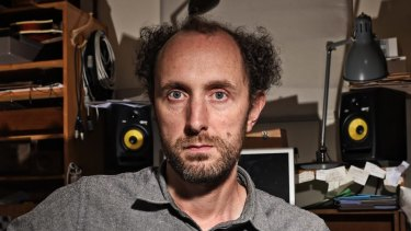 Paddy Mann will be performing as Grand Salvo at  the Metropolis New Music Festival.