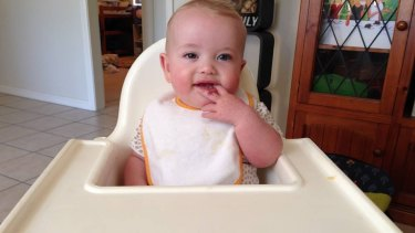 Six-month-old Kyran Day died after being misdiagnosed with gastroenteritis in 2013.