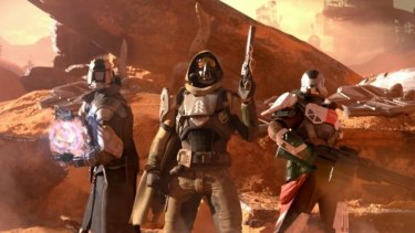 Flawed: There's plenty to like in <i>Destiny</i>, but it isn't all it should be.