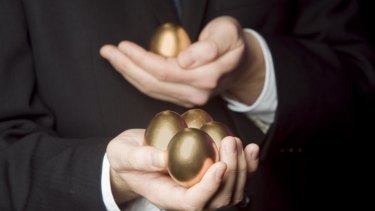 Self-managed super funds now account for 99 per cent of the number of super funds in Australia.