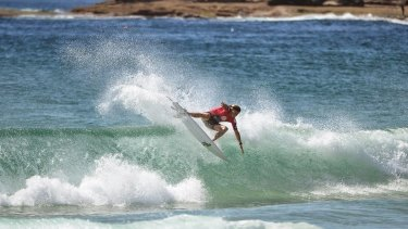 Ballina's Sam Morgan made his own way back to shore after the attack where he was helped by beachgoers.