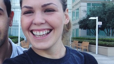 Belle Gibson said the company had been unable to pass on money raised due to cashflow problems.