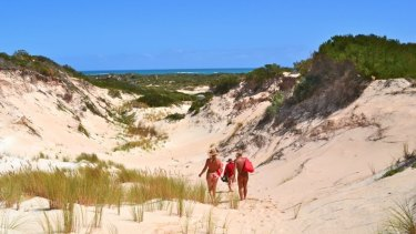 Proposals for a nude beach on the Fraser Coast have met with opposition.